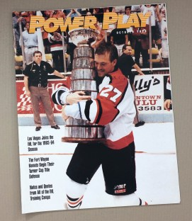 IHL Power Play October 1993 Issue