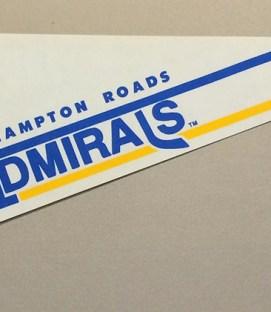 Hampton Roads Admirals Pennant