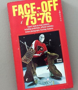 Face-off 75-76 Hockey Guide