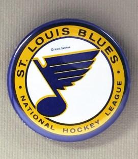 St Louis Blues Mini Button