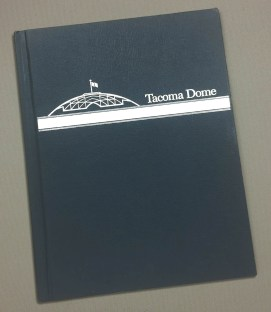The Tacoma Dome book