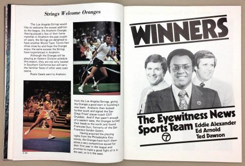 Fast Eddie Alexander Eyewitness News 1978