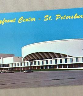 Bayfront Center Postcard