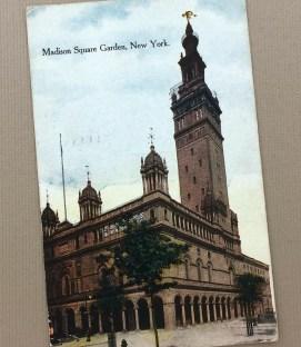 1910 Madison Square Garden