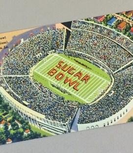Tulane Stadium, New Orleans