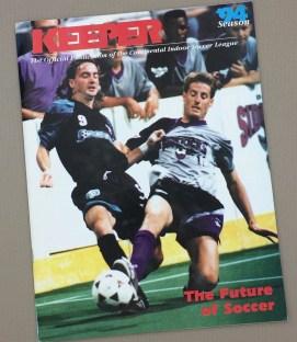 Keeper CISL 1994 Yearbook