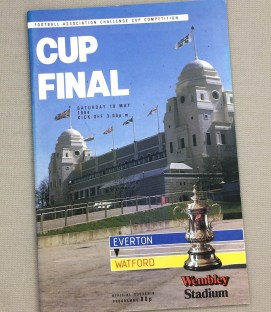 Everton-Watford FA Cup Final