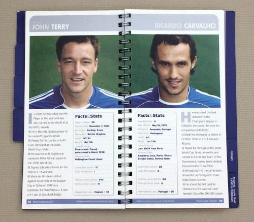 Chelsea, John Terry, Ricardo Carvalho