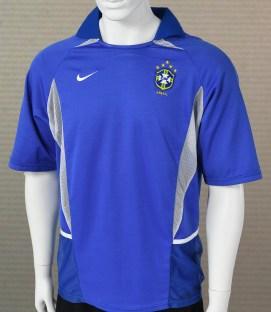 Brazil Blue Mesh Jersey