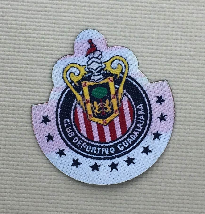 Chivas Guadalajara Patch Sportshistorycollectiblescom