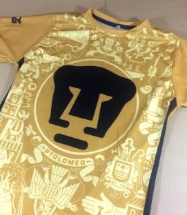Pumas Yellow Youth Jersey