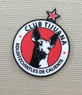 Tijuana Xolos Iron on Patch