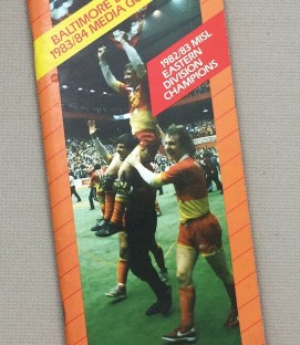 Baltimore Blast 1983-84