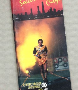 Chicago Sting 1985-86