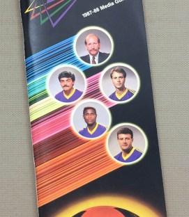 Los Angeles Lazers 1987-88