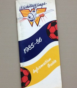 Wichita Wings 1985-86
