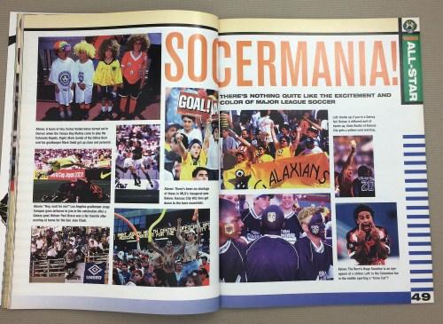MLS All-Star Soccermania