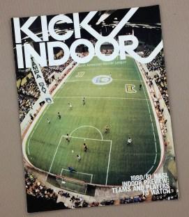 NASL Kick Indoor 1980-81 Preview
