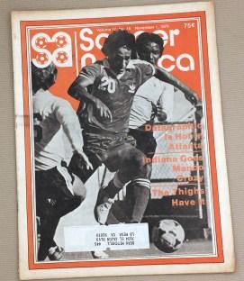 Soccer America Magazine Nov 1st 1979