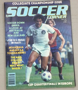 Soccer Corner Magazine May 1977