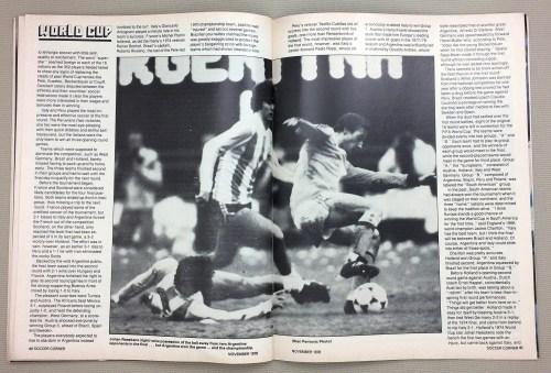 Argentina '78 World Cup Johan Neeskins