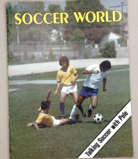 Soccer World Magazine December 1975
