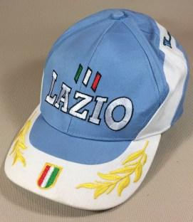 Lazio Baseball Style Cap