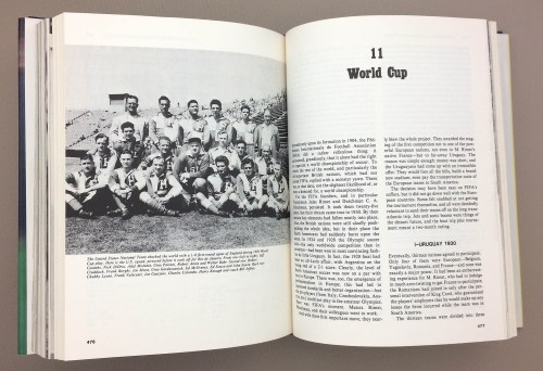 US Soccer 1950 World Cup Team