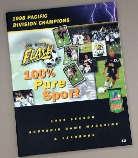 San Diego Flash 1999 Yearbook