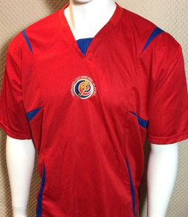 Costa Rican Football Federation Jersey