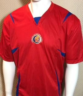 Costa Rican Football Federation Jersey