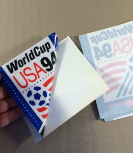 World Cup '94 USA Window Decal