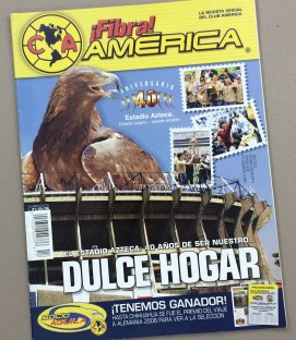 Club America Fibre May 31st 2006