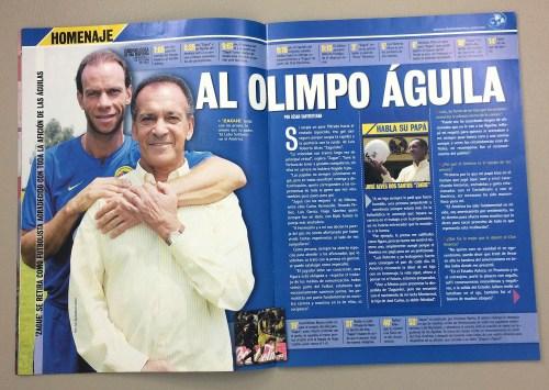 Club America Soy Aguila Nov 30th 2003