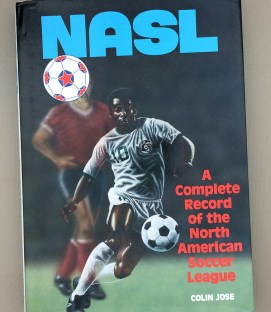 A Complete Record of the North American Soccer League