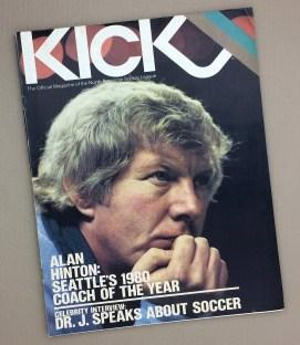 Kick Magazine April 8th, 1980