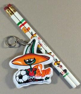 Mexico World Cup 1986 Pique Mascot