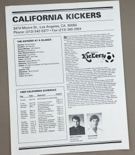 California Kickers