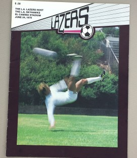 Lazers Skyhawks 1978 Program