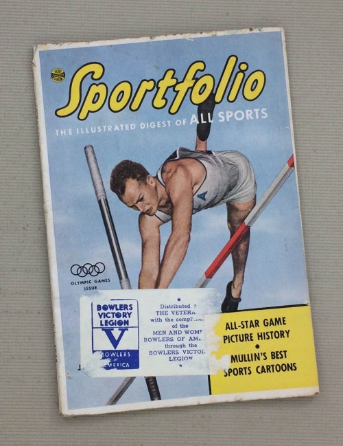 Sportfolio 1948 Olympic Games Edition