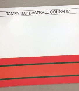 Tampa Baseball Coliseum Concept Brochure