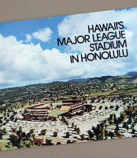 Honolulu 1974 Stadium Guide