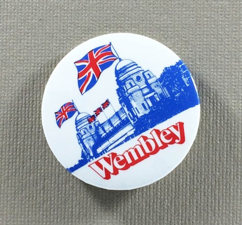 Wembley Mini Button