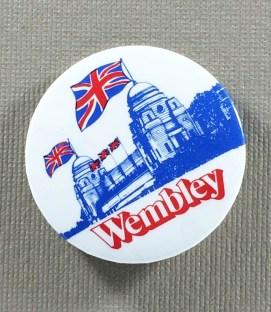 Wembley Mini Button