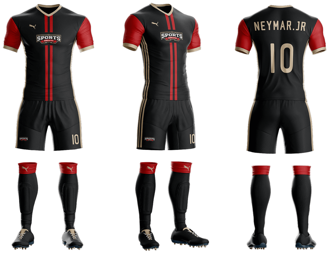 Download 381 Mockup Jersey Football Cdr Dxf Include Free Psd All Mockups Template Design Assets Free Mockups