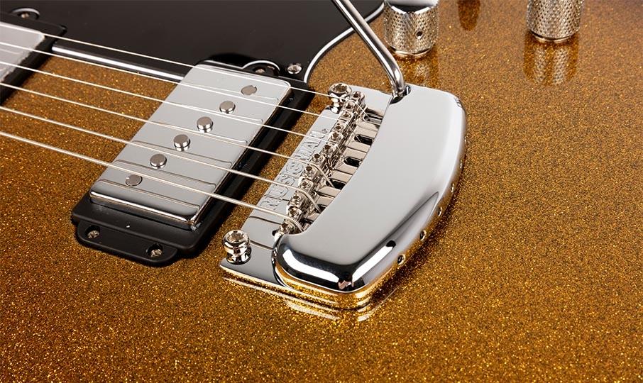 Valentine Tremolo Guitar Husker Red Dietze Music