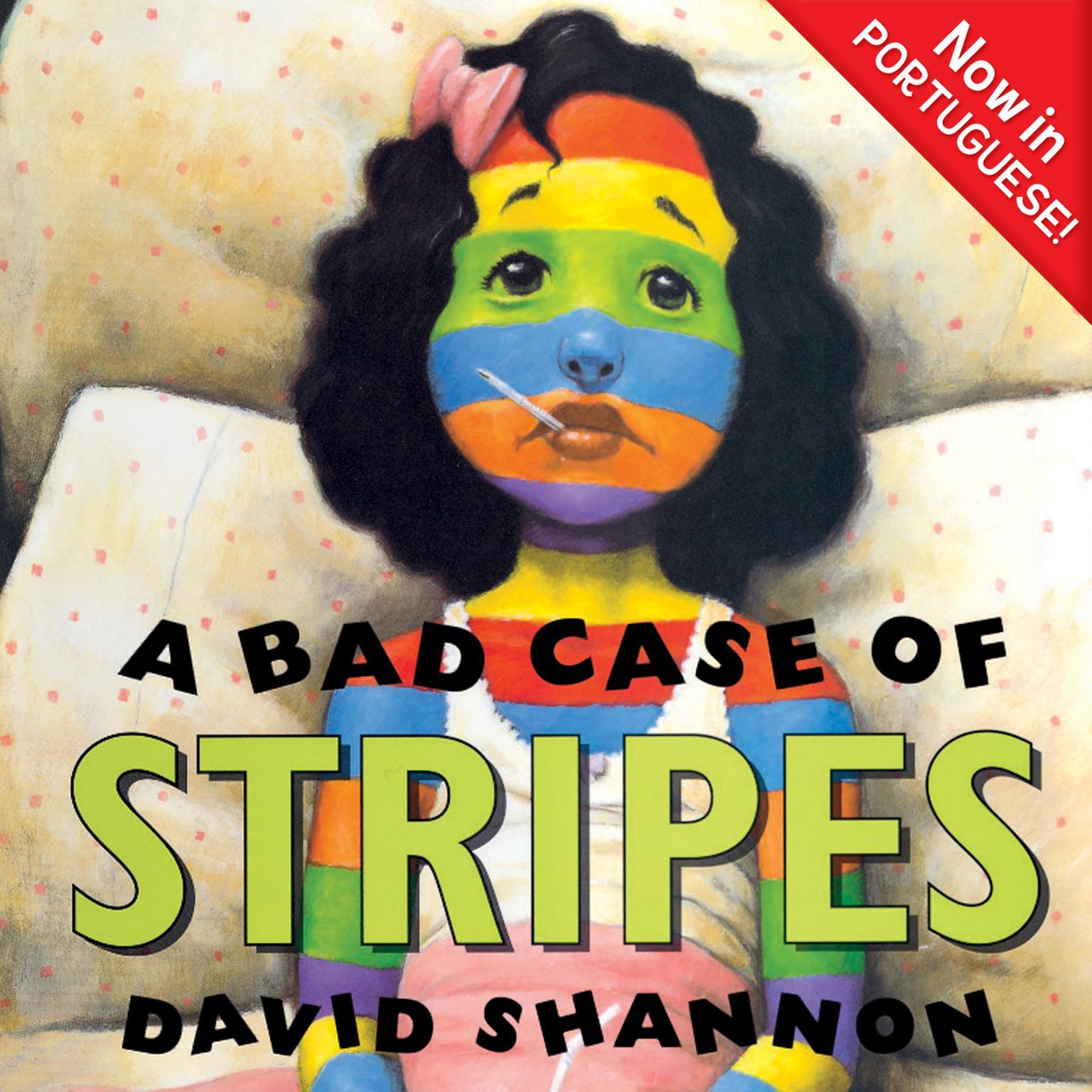 A Bad Case Of Stripes Portuguese