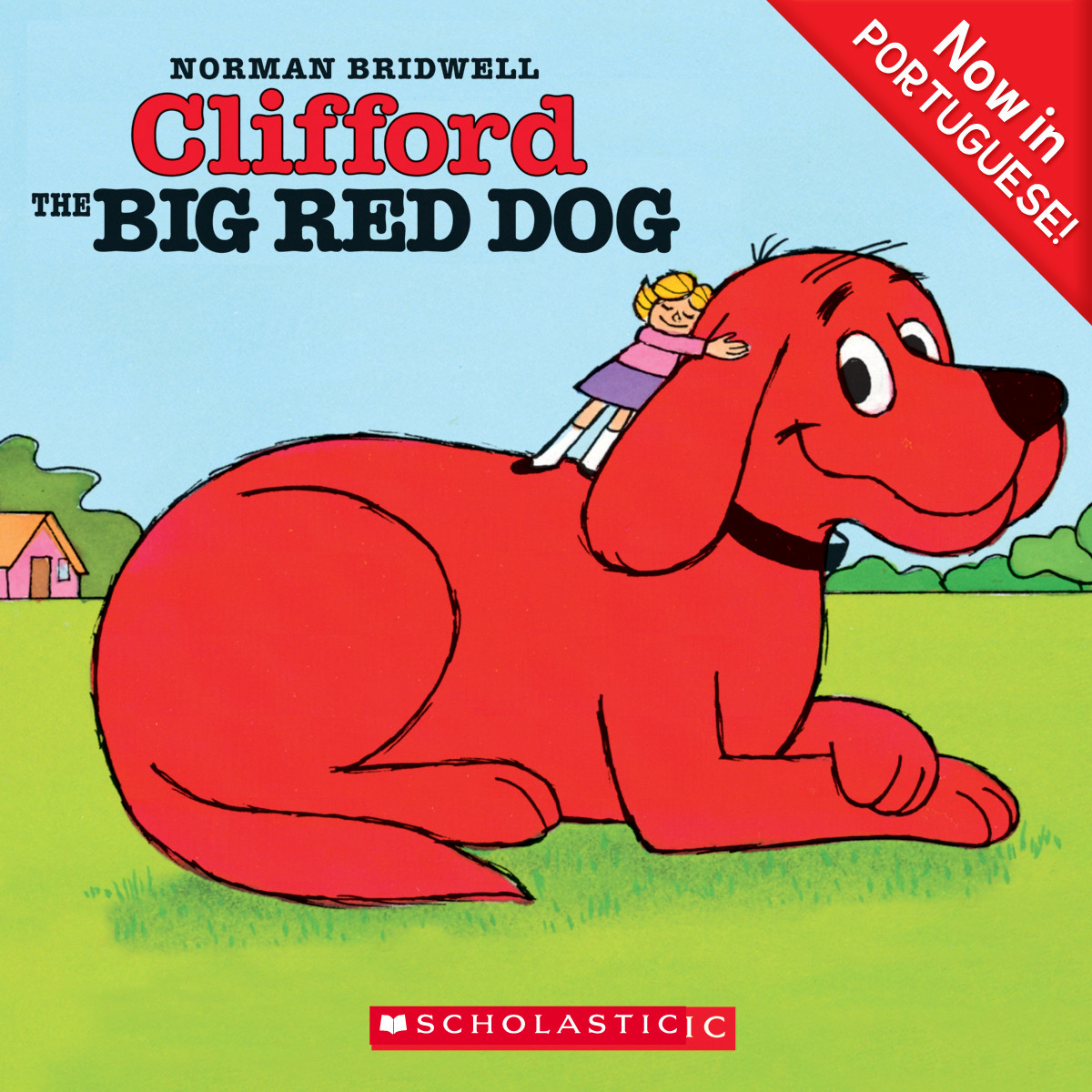 Clifford The Big Red Dog Portuguese