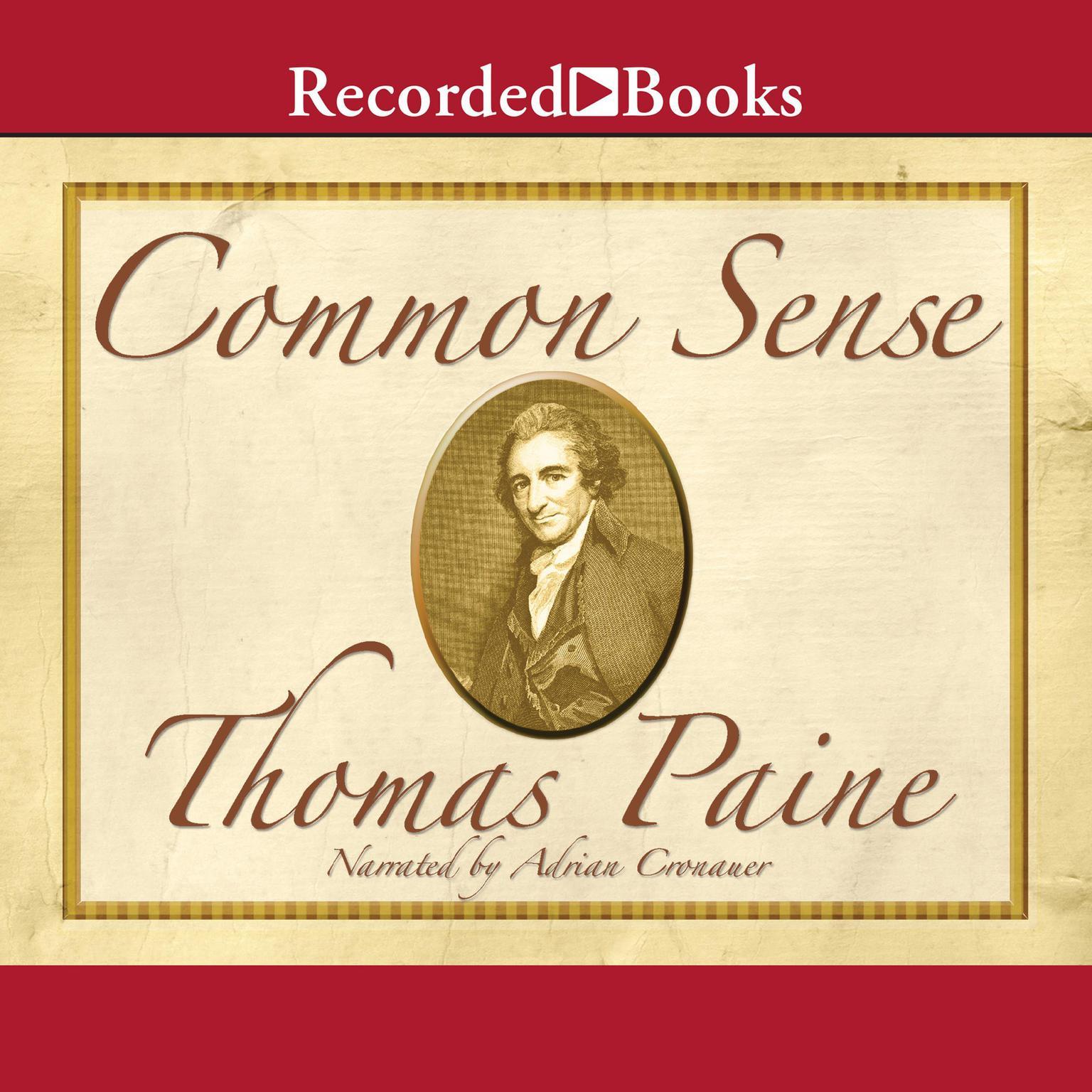 Thomas Paine Printable Worksheet