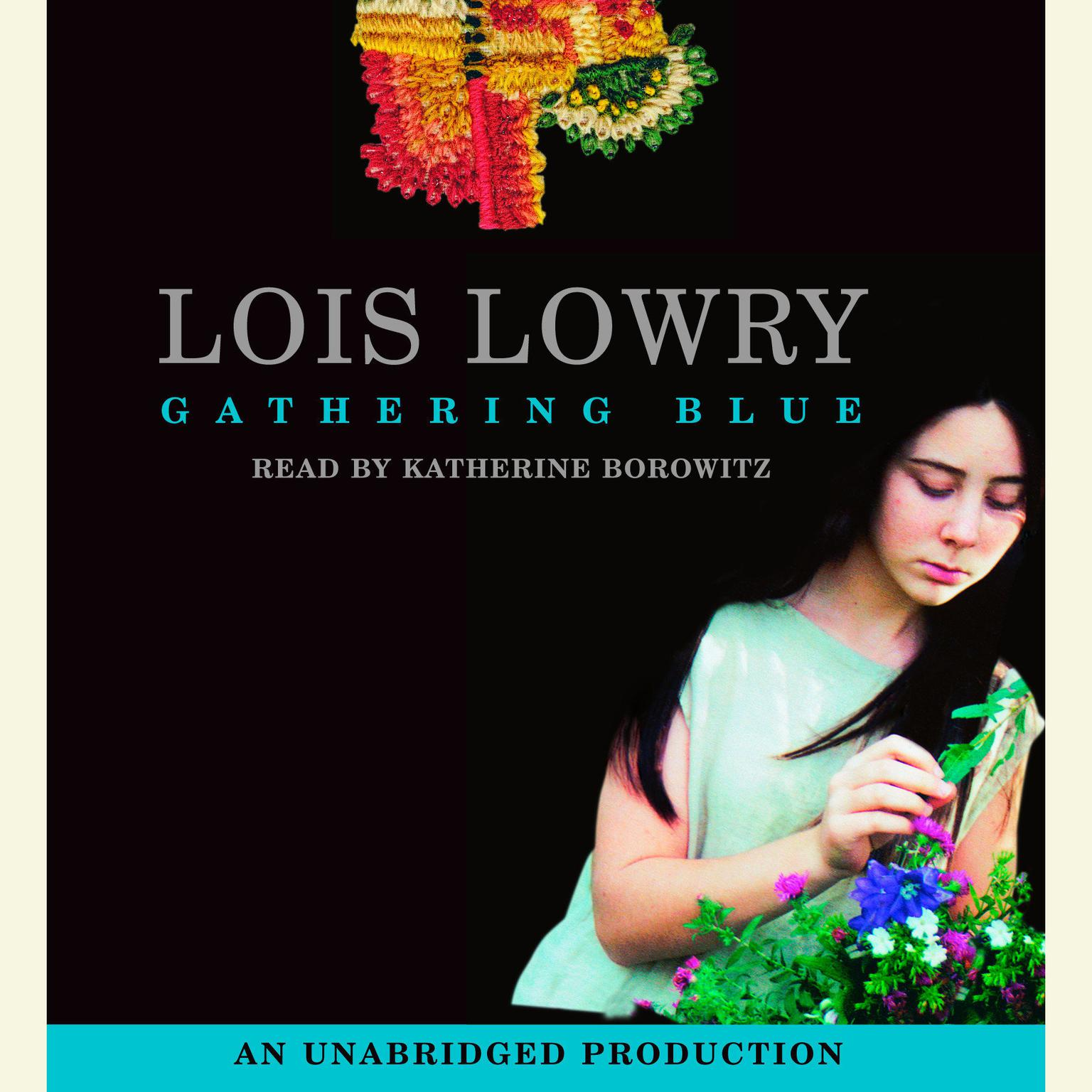 download gathering blue audiobook lois lowry